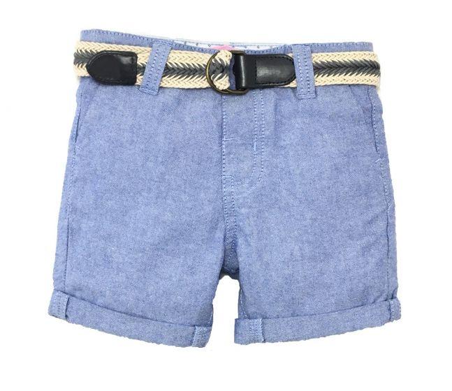 Детски къси панталонки с колан