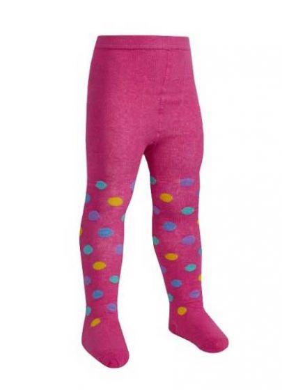Детски чорапогащник Точици