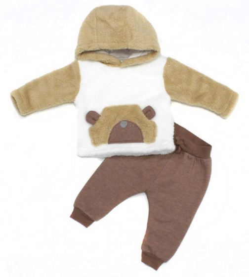 Бебешки зимен комплект Bear