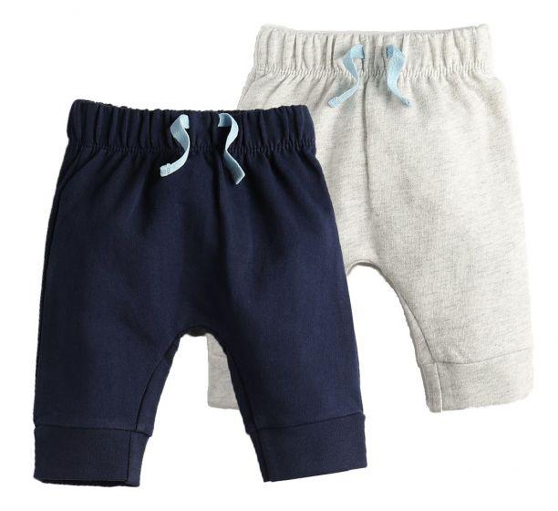 Бебешки панталонки Grey - 2 бр.