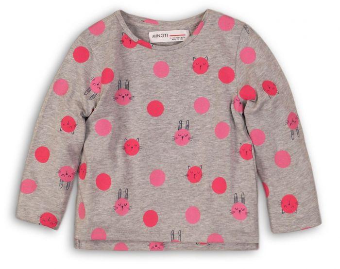 Детска блузка Зайче