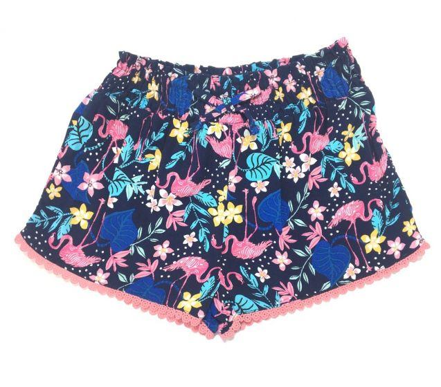 Детски къси панталонки Фламинго