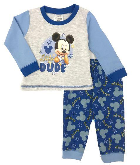 Бебешка пижама Little Dude
