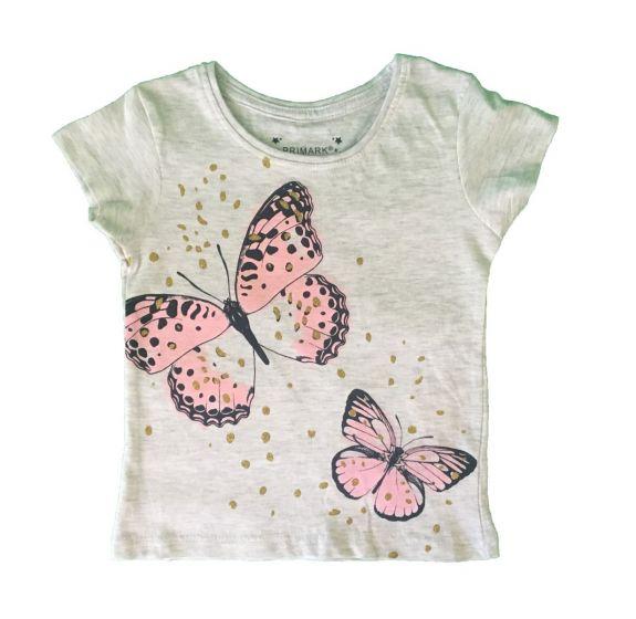 Детска блузка Пеперуди
