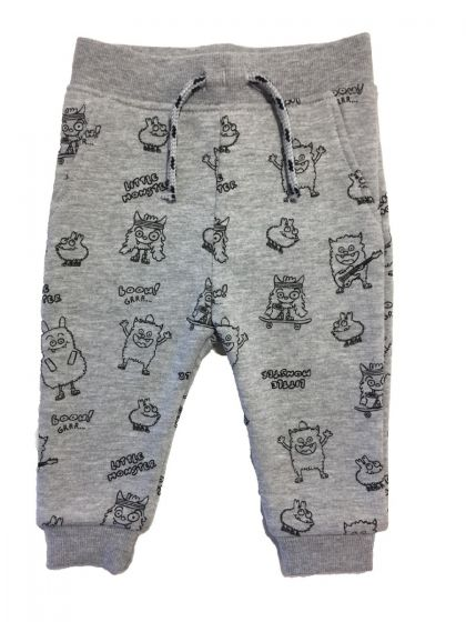 Ватиран панталон Little monster