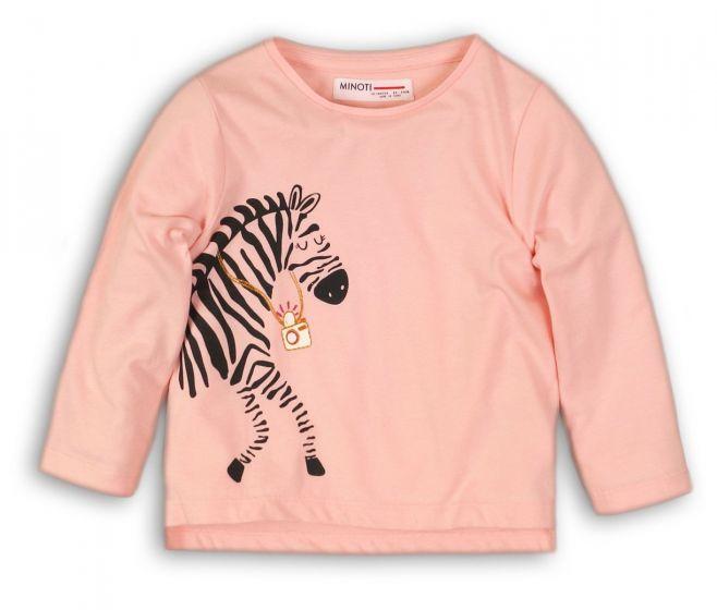 Детска блузка Зебра