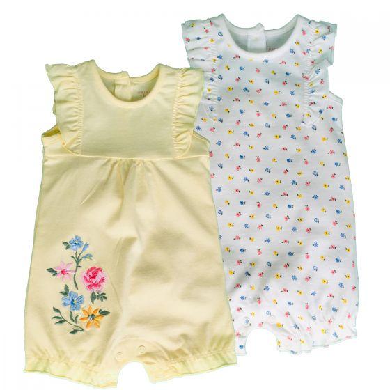 Бебешки ромпър Пролет - 2бр.