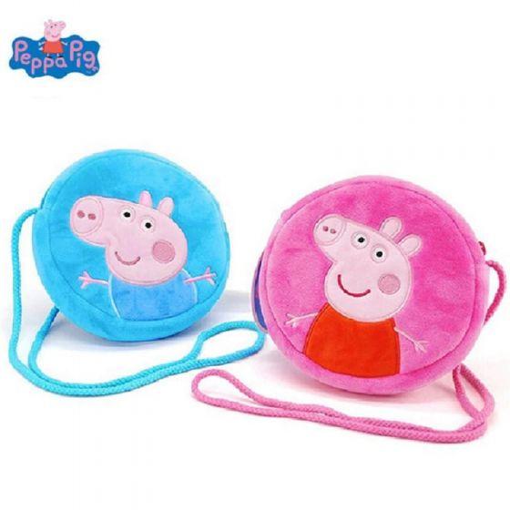 Плюшена чанта  Peppa Pig
