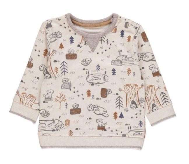 Детска ватирана блузка Woodland