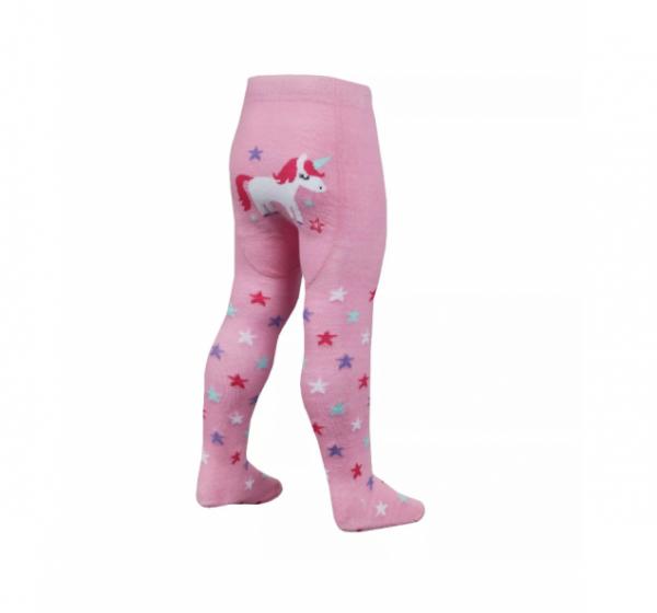 Детски чорапогащник Еднорог