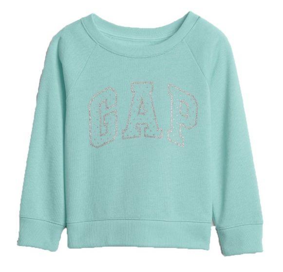 Детски ватиран пуловер GAP