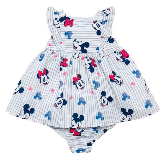 Детска рокля с гащички Мини