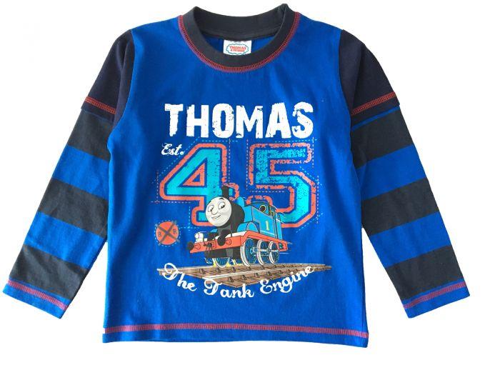 Детска блузка Влакче Томас