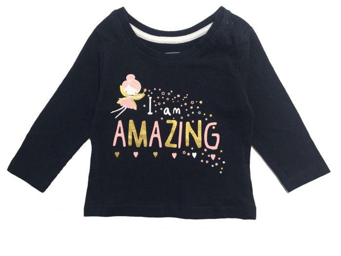Бебешка блузка I am amazing