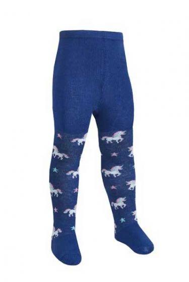 Детски чорапогащник Blue