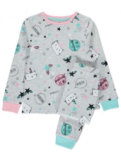 Детска пижама Caticorn