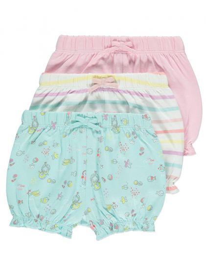 Детски къси панталонки Море - 3 бр.
