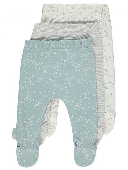 Бебешки ританки Stars - 3 бр.