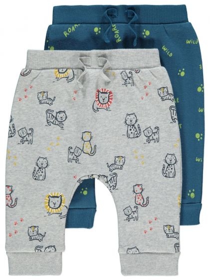 Детски ватиран панталон Lion - 2 бр.