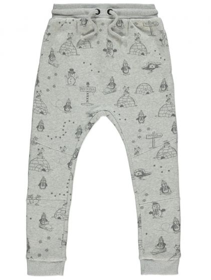 Детски ватиран панталон Winter