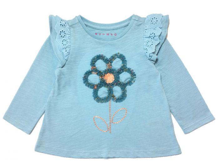 Детска блузка Цвете