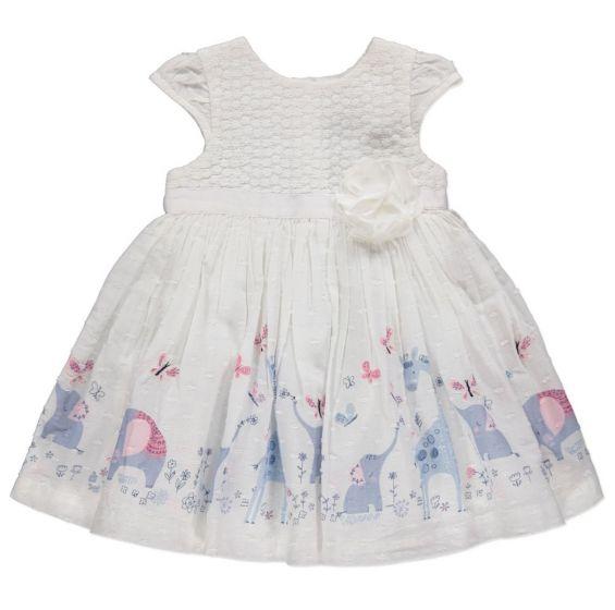 Официална детска рокля Сафари