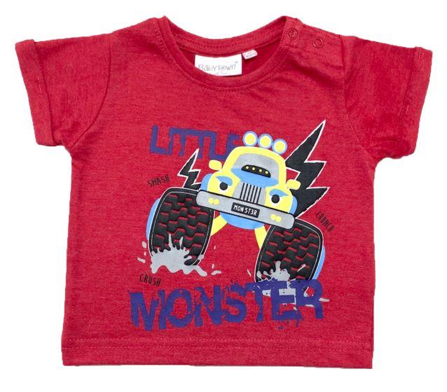 Детска блузка Little Monster