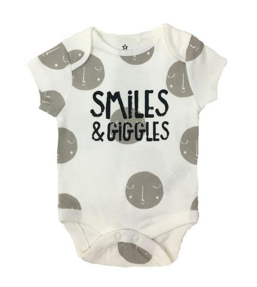 Бебешко боди Smiles