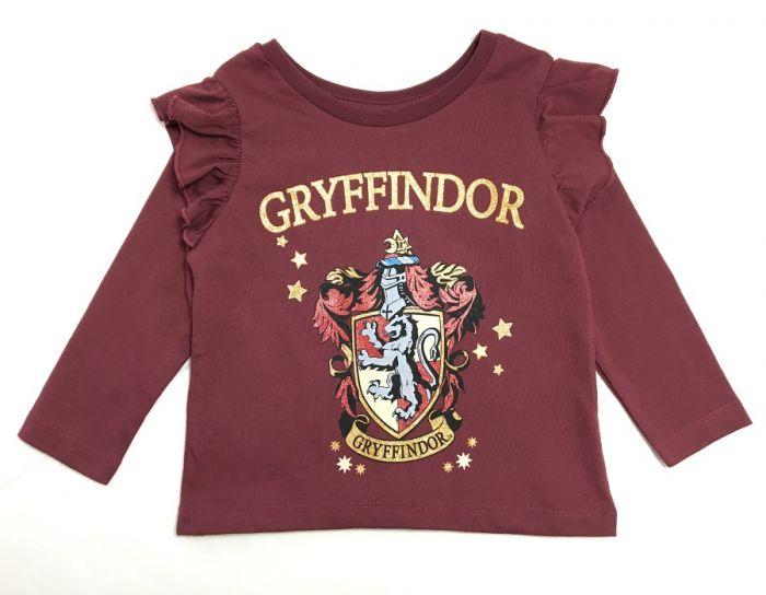 Детска блузка  Harry Poter бордо