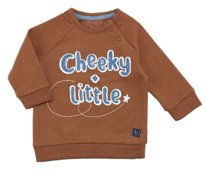Детска ватирана блузка Cheeky